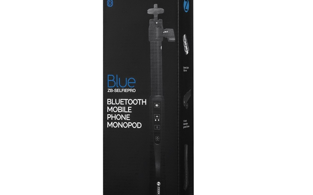 ZOOOK BLUE ZB-SELFIEPRO BLUETOOTH4